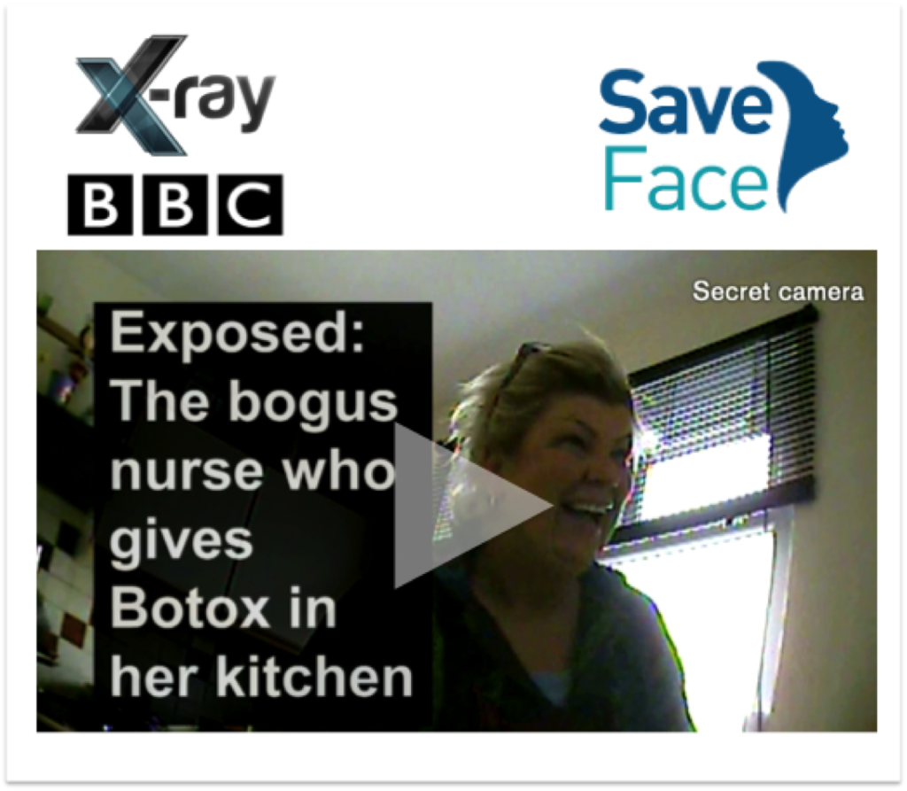 Vivienne Baker AKA 'Vizzy Bizzy' claims to have treated over 10,000 patients. Click the Image to Watch the Show