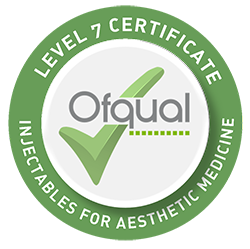 Ofqual Level 7 badge