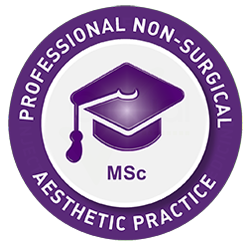 Professional Non-Surgical Badge MSC